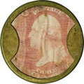 Encased Postage: , HB-32 EP-34b 3¢ Ayer's Sarsaparilla - Large Ayer's About New....