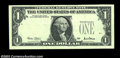Error Notes:Major Errors, Fr. 2126-F $1 2001 Federal Reserve Note. Gem Crisp ...