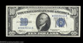 Small Size:Silver Certificates, Fr. 1701* $10 1934 Mule Silver Certificate. About ...