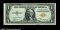 Small Size:World War II Emergency Notes, Fr. 2306 $1 1935A North Africa Silver Certificate. Choice ...