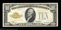 Small Size:Gold Certificates, $10 and $20 1928 Gold Certificates.