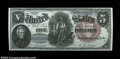 Large Size:Legal Tender Notes, Fr. 78 $5 1880 Legal Tender Very Choice New. Only about ...