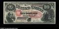 Large Size:Legal Tender Notes, Fr. 97 $10 1875 Legal Tender Choice About New. Fr. 97 is a ...