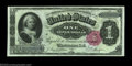 Large Size:Silver Certificates, Fr. 223 $1 1891 Silver Certificate Gem New. Hugely ...