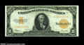 Large Size:Gold Certificates, Fr. 1173 $10 1922 Gold Certificate Choice New. Strictly ...