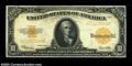 Large Size:Gold Certificates, Fr. 1173 $10 1922 Gold Certificate Choice Extremely Fine. ...