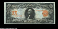 Large Size:Gold Certificates, Fr. 1182 $20 1906 Gold Certificate Choice About New. ...