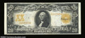 Large Size:Gold Certificates, Fr. 1183 $20 1906 Gold Certificate Extremely Fine. Huge, ...