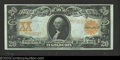 Large Size:Gold Certificates, Fr. 1186 $20 1906 Gold Certificate Gem New. Excellent ...