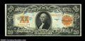 Large Size:Gold Certificates, Fr. 1187 $20 1922 Gold Certificate Gem New. A lovely, ...