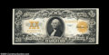 Large Size:Gold Certificates, Fr. 1187 $20 1922 Gold Certificate Choice New. The top ...