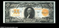 Large Size:Gold Certificates, Fr. 1187 $20 1922 Gold Certificate About New. Bright, ...