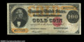 Large Size:Gold Certificates, Fr. 1214 $100 1882 Gold Certificate Choice Very Fine. Good ...