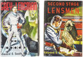 """Books:Signed Editions, E. E. """"Doc"""" Smith. Two Signed and Numbered, Limited """"Lensman"""" First Editions, including: Grey Lensman; Second St... (Total: 2 Items)"""