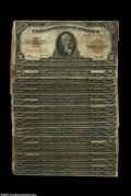 Large Size:Group Lots, 21 Fr. 1173s. Low grade to be sure, but very few with ... (21 notes)