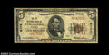 National Bank Notes:Alabama, Tuscaloosa, AL - $5 1929 Ty. 1 The City NB Ch. # 6173