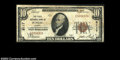 National Bank Notes:Alaska, Juneau, AK - $10 1929 Ty. 1 The First NB Ch. # 5117