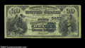 National Bank Notes:Colorado, Delta, CO - $20 1882 Value Back Fr. 581 The First NB ...