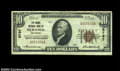 National Bank Notes:Colorado, Durango, CO - $10 1929 Ty. 1 The Burns NB Ch. # 9797