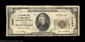 National Bank Notes:Kentucky, Barbourville, KY - $20 1929 Ty. 1 The NB of John A Black