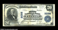 National Bank Notes:Kentucky, Clinton, KY - $20 1902 Plain Back Fr. 652 The First NB ...