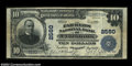 National Bank Notes:Kentucky, Cynthiana, KY - $10 1902 Plain Back Fr. 634 The Farmers ...
