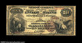 National Bank Notes:Kentucky, Danville, KY - $10 1882 Brown Back Fr. 482 The Citizens ...