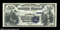National Bank Notes:Kentucky, Louisville, KY - $20 1882 Date Back Fr. 552 The American ...