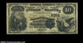 National Bank Notes:Kentucky, Louisville, KY - $10 1882 Date Back Fr. 545 The NB of ...