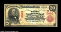 National Bank Notes:Kentucky, Maysville, KY - $20 1902 Red Seal Fr. 639 The State NB ...