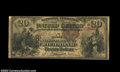 National Bank Notes:Kentucky, Richmond, KY - $20 1882 Brown Back Fr. 494 The Farmers ...