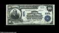 National Bank Notes:Maine, Rockland, ME - $10 1902 Plain Back Fr. 632 The North NB