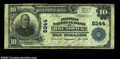 National Bank Notes:Maryland, Brunswick, MD - $10 1902 Plain Back Fr. 625 Peoples NB ...
