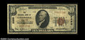 National Bank Notes:Maryland, Cambridge, MD - $10 1929 Ty. 1 The NB of Cambridge Ch. ...