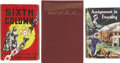 Books:Signed Editions, Robert A. Heinlein. Three Heinlein First Editions, One Signed,including:... (Total: 3 Items)