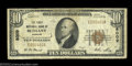 National Bank Notes:Missouri, Bethany, MO - $10 1929 Ty. 1 The First NB Ch. # 8009