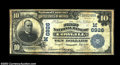 National Bank Notes:Missouri, Cowgill, MO - $10 1902 Date Back Fr. 616 The First NB ...
