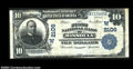 National Bank Notes:Montana, Missoula, MT - $10 1902 Plain Back Fr. 629 The First NB