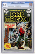 Bronze Age (1970-1979):Horror, Forbidden Tales of Dark Mansion #13 (DC, 1973) CGC NM+ 9.6Off-white to white pages....