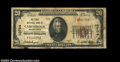 National Bank Notes:Pennsylvania, Cairnbrook, PA - $20 1929 Ty. 1 The First NB Ch. # ...