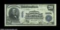National Bank Notes:Pennsylvania, Chester, PA - $20 1902 Plain Back Fr. 650 The ...