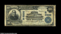 National Bank Notes:Pennsylvania, Fleetwood, PA - $10 1902 Plain Back Fr. 626 The First NB