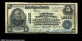 National Bank Notes:Pennsylvania, Jenkintown, PA - $5 1902 Plain Back Fr. 609 Citizens NB