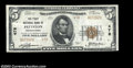 National Bank Notes:Pennsylvania, Pittston, PA - $5 1929 Ty. 2 The First NB Ch. # 478