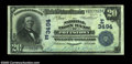 National Bank Notes:Pennsylvania, Pottstown, PA - $20 1902 Date Back Fr. 643 The National ...