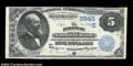 National Bank Notes:Pennsylvania, Ridgway, PA - $5 1882 Value Back Fr. 574 The Ridgway NB