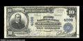 National Bank Notes:Pennsylvania, Scottdale, PA - $10 1902 Plain Back Fr. 626 The First NB