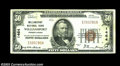 National Bank Notes:Pennsylvania, Williamsport, PA - $50 1929 Ty. 1 Williamsport NB Ch. #...