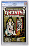 Bronze Age (1970-1979):Horror, Ghosts #14 (DC, 1973) CGC NM 9.4 Off-white to white pages....