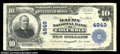 National Bank Notes:Tennessee, Columbia, TN - $10 1902 Plain Back Fr. 629 Maury NB Ch....